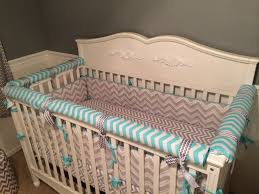 Baby Crib Bumpers Best 20 Crib Teething Guard Ideas On Pinterest Crib Rail Guard