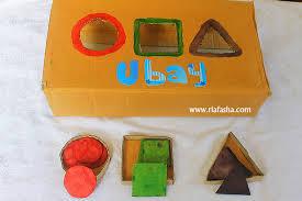 membuat mainan edukatif dari kardus mainan edukatif dari kardus ria fasha