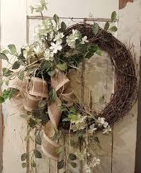 wedding wreaths front door wreath summer wreath wreath burlap wreath