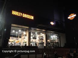 picturejug harley davidson showroom in indore