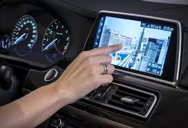 the future of car interiors is touch screens motoringfile