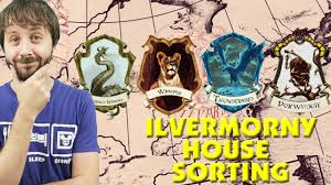 ilvermorny house sorting harry potter pottermore youtube