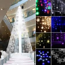 led len fã rs badezimmer led snowflake string lights for 29 99 only stuffnice