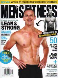 men s men s fitness magazine subscription isubscribe