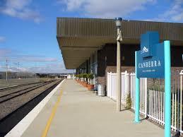 Canberra railway station