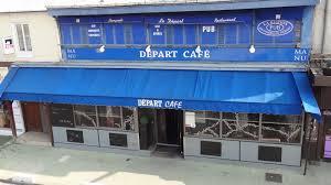 le bureau enghien brasserie du départ restaurant enghien les bains 95880 adresse
