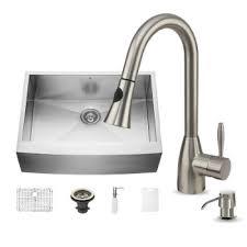 Vigo Kitchen Sink Vigo Kitchen Sinks Shop Quality Stainless Steel Sinks From Vigo
