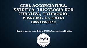 contratto nazionale estetiste 2015 ccnl estetisti e parrucchieri
