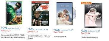 tons of movies at walmart com as low as 3 74
