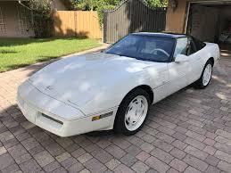 1988 corvette for sale fs for sale 1988 35th anniversary corvette for sale