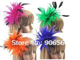 feather flower compare prices on diy hair feather flower accessories online