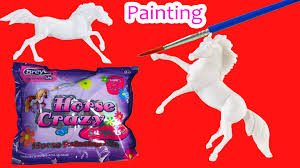 Are Horses Color Blind Breyer Stablemate Horse Crazy Surprise Painting Kit Mystery Blind