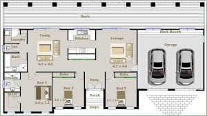 simple 4 bedroom house designs room image and wallper 2017
