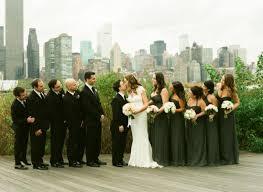 Flowers Long Island City - classic long island city wedding weddbook