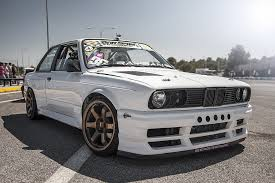 bmw car posters bmw 3 series e30 tuning white car poster my posters poster store