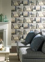 wallpapers designs for home interiors 3d wallpaper for modern home office walls burke decor