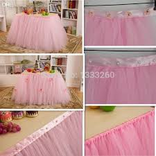 tulle wholesale best wholesale tulle tutu table skirting designs for wedding