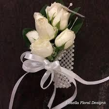 White Wrist Corsage Corsages U2014 Rosella Floral Designs Sydney Wedding U0026 Events Florist