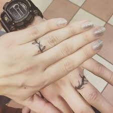 wedding ring tatoos best 20 ring tattoos ideas on pinterest ring