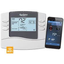Total Comfort Control Aprilaire Model 8920w Wi Fi Thermostat With Iaq Control