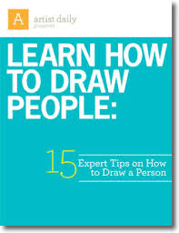 learn how to draw people 15 tips on how to draw a person