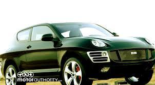 Porsche Cayenne Coupe - black ruby