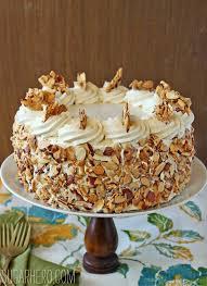 burnt almond cake sugarhero