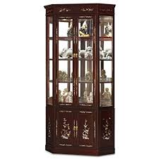 rosewood china cabinet for sale amazon com china furniture online rosewood china cabinet 27 inches