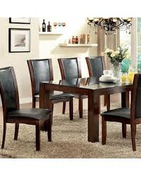 Glass And Wood Dining Tables New Savings On Astoria I Collection Cm3062t Table 76 Glass Dining