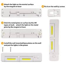 Wireless Under Cabinet Lighting With Remote by Ledhiteireless Under Cabinet Lightith Remote Control Battery