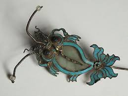 411 best kingfisher jewelry and hair ornaments images on