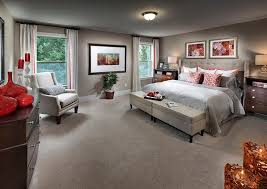 Restoration Hardware Duvet Traditional Master Bedroom With Flush Light U0026 Carpet Zillow Digs