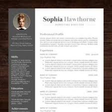Free Professional Resume Templates Microsoft Word 2007 Resume Templates Free Download Word Resume Template And