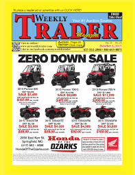 lexus rx 350 for sale springfield mo weekly trader october 1 2015 by weekly trader issuu