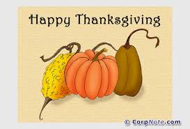 thanksgiving ecards for clients and friends thanksgiving