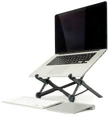 Portable Desk For Laptop Roost Laptop Stand Portable Lightweight Adjustable Ergonomic