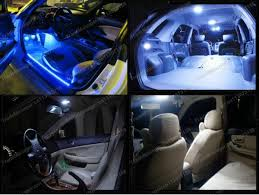 2004 Nissan Xterra Interior Free Shipping 8 X Led Lights Interior Package Deal For Nissan