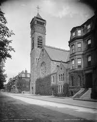 richardson architect hh richardson archives lost new england