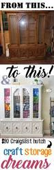 Glass Display Cabinet Craigslist See How I Turned A 90 China Cabinet From Craigslist Into A