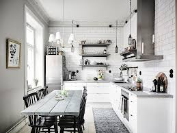 Swedish Home Decor Gravityhomeblog Soft10 Kitchen Interior Pinterest Light Gray