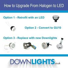 convert halogen track lighting to led how to upgrade from halogen to led downlights co uk