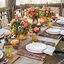 278 best thanksgiving and autumn tablescapes images on