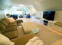 Best  Bonus Room Design Ideas On Pinterest Basement Tv Rooms - Large family room design
