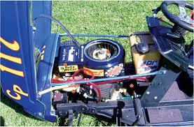 28ci briggs u0026 stratton lawn mower racing engine rod network