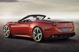Ferrari California White With Red Interior - 2015 ferrari california t review automobile magazine