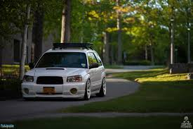 bagged subaru forester canadian fozzy jdm lt