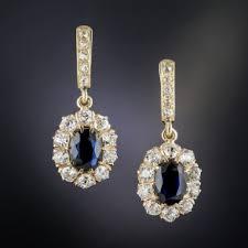 vintage earrings antique vintage earrings vintage diamond earrings lang antiques