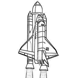 nasa discovery space shuttle coloring download u0026 print