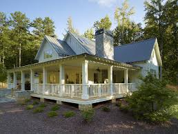 Farmhouse Plans Wrap Around Porch by Southern Farmhouse Style Exterior Really Like The Way This Looks