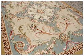 Chic Rugs French Aubusson Area Rugs Roselawnlutheran
